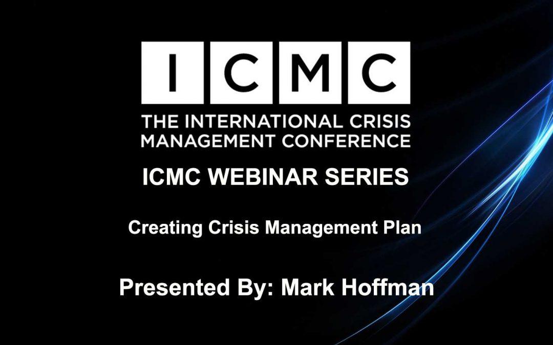 Creating a Crisis Management Plan