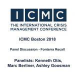 Panel Discussion - Fonterra Recall