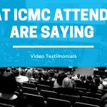ICMC Attendee Testimonials - David Kalson