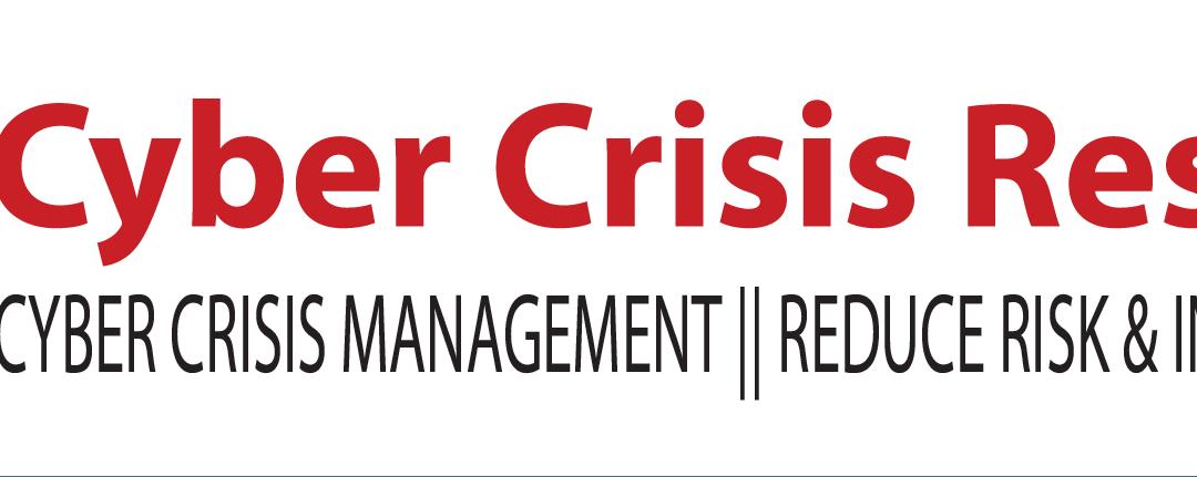 Cyber Crisis Response – Silver Sponsor of ICMC 2020